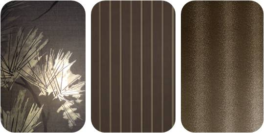 Metallic Wallcovering