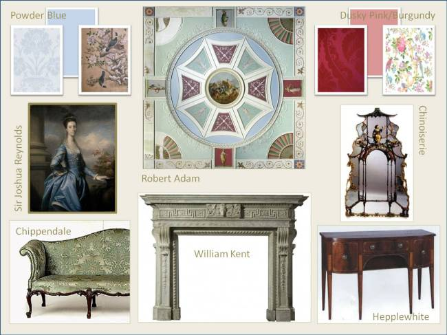 The georgian era back by popular demand anita brown - What is the demand for interior designers ...
