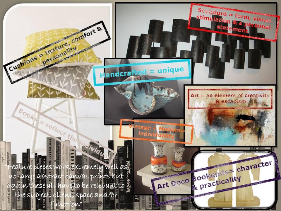 Modern Vintage Individuality Anita Brown Design Studio