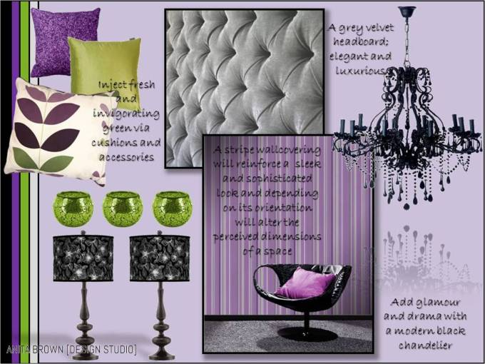 Face the Fear: Purple andGreen