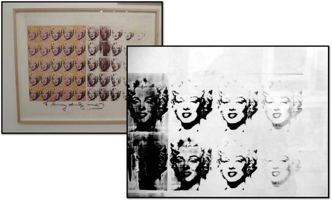 Andy Warhol Marilyn Monroe 1