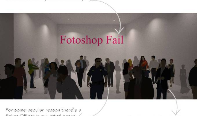 Fotoshop Fail – The Legacy Continues