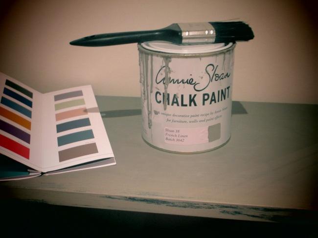 Annie Sloan Paint