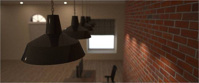 Factory Inspired Lighting