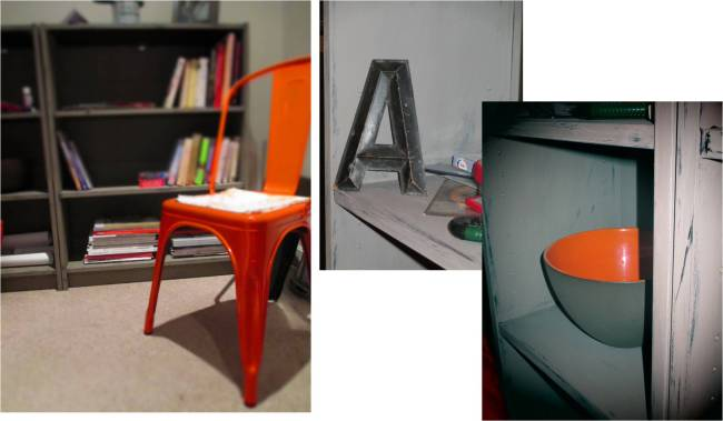 Industrial Bookcase - Annie Sloan