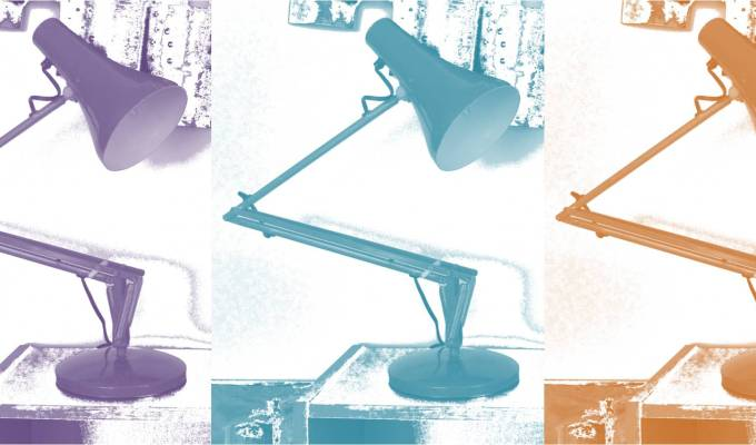 Tolix, Anglepoise and….IKEA?