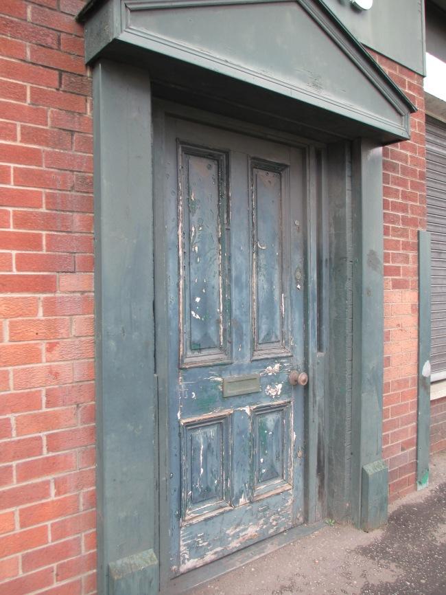 Distressed Door 1