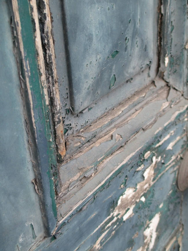 Distressed Door 2
