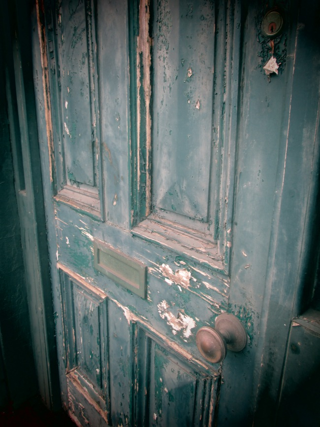 Distressed Door 3