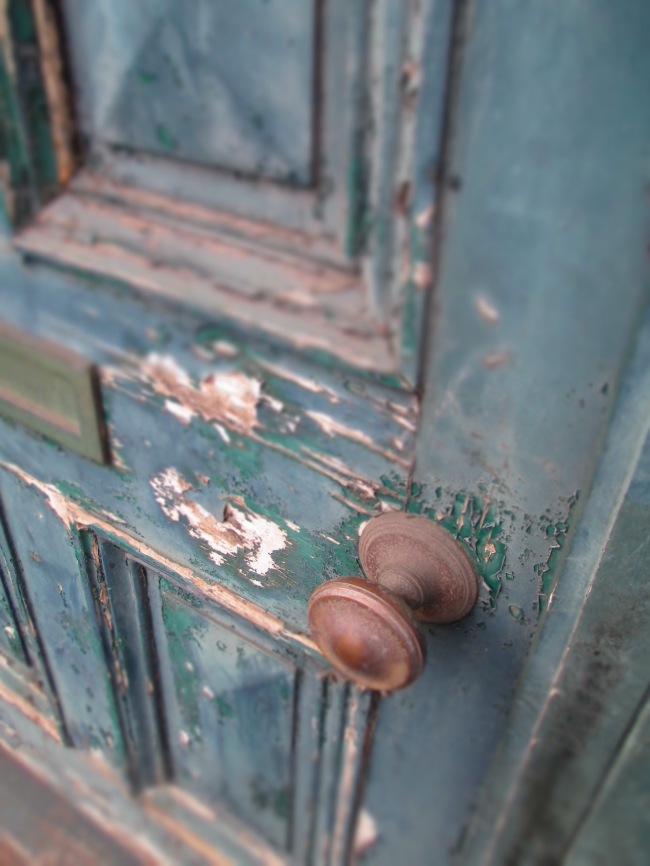 Distressed Door 4