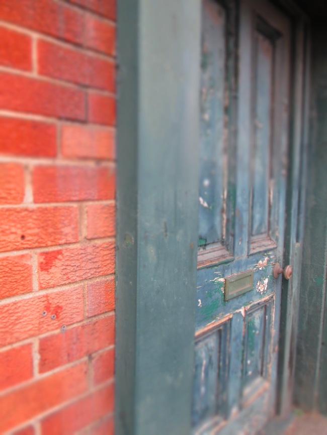 Distressed Door 5