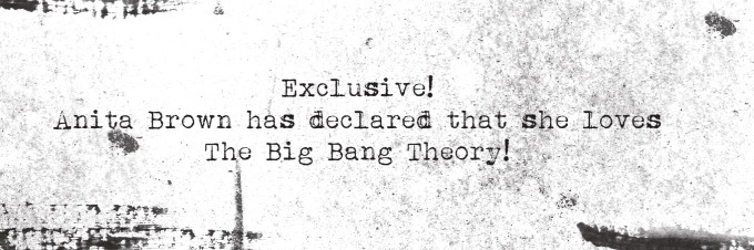 Exclusive Headline Big Bang Theory