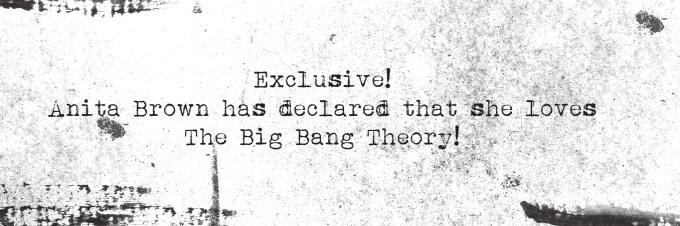Exclusive Headline Big Bang Theory