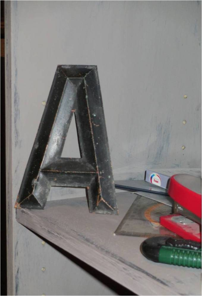 Letter A II