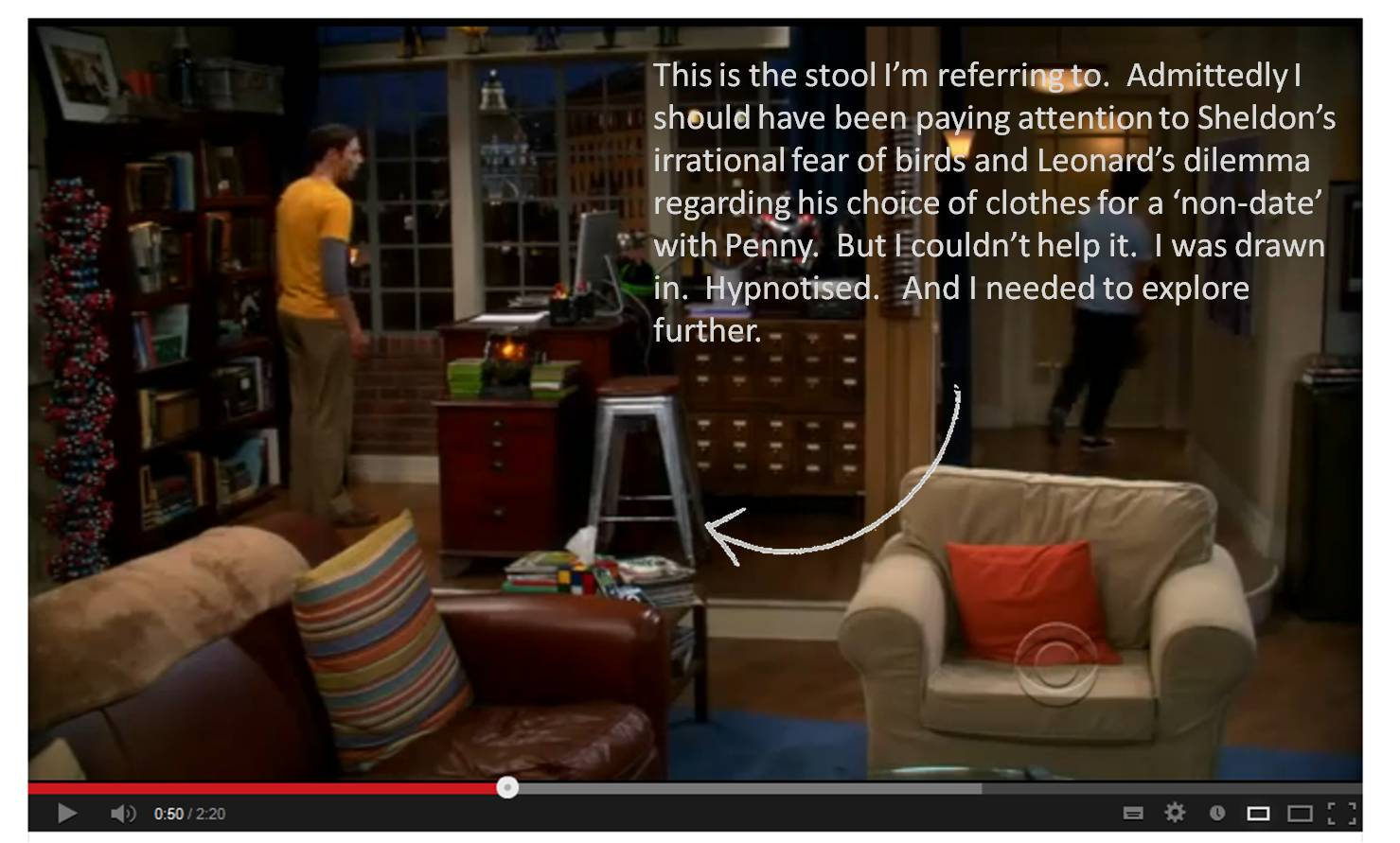 Big Bang Theory Studio Set Pictures To Pin On Pinterest