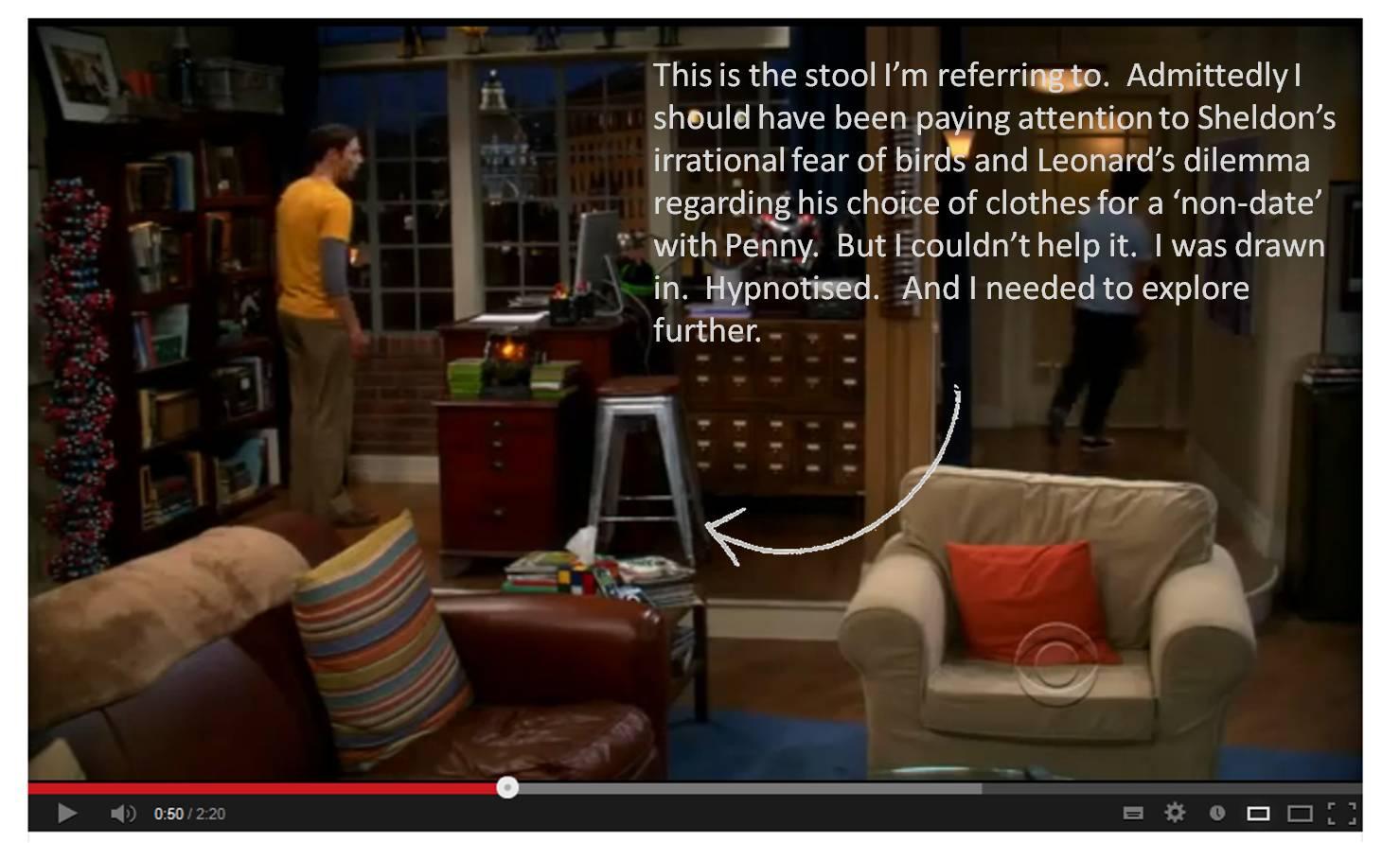 The Big Bang Theory Studio