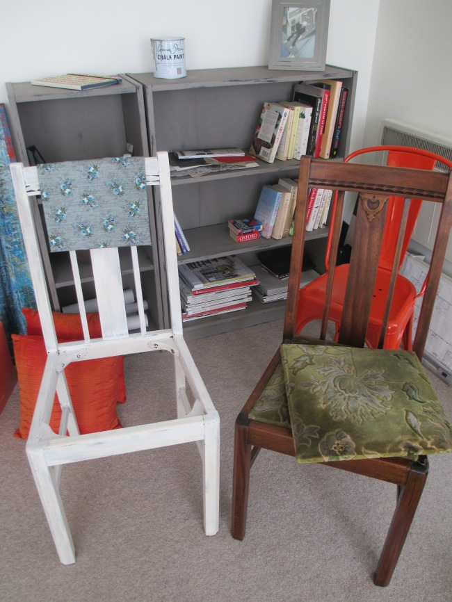 Upcycled Chair 1