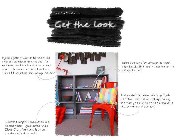 Eclectic - Get the Look