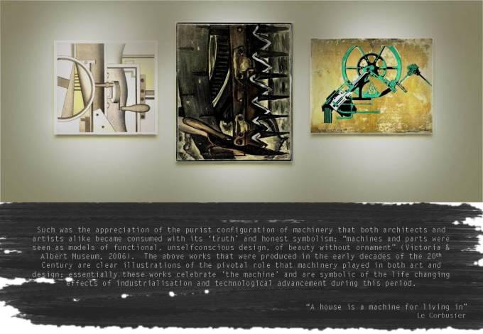 Modernism - The Machine Age