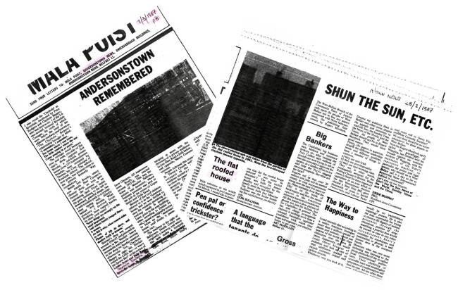 Newspaper Articles 1