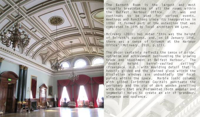 Belfast Harbour Office – A PottedHistory