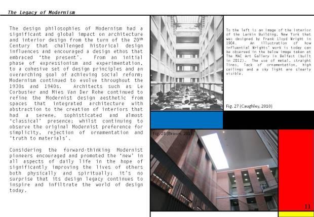 Modernism 11