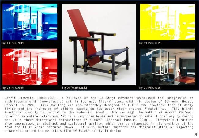 Modernism 9