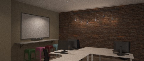 Light Bulbs - Draft Render