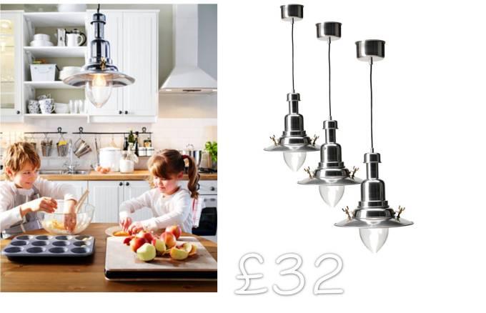 Ottava Pendant Lamp IKEA