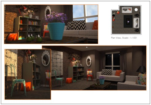3D Visual Presentation - 2