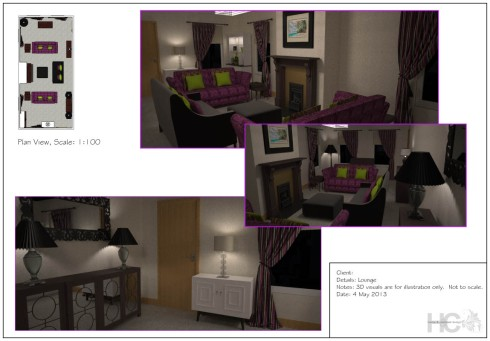 3D Visual Presentation - 7