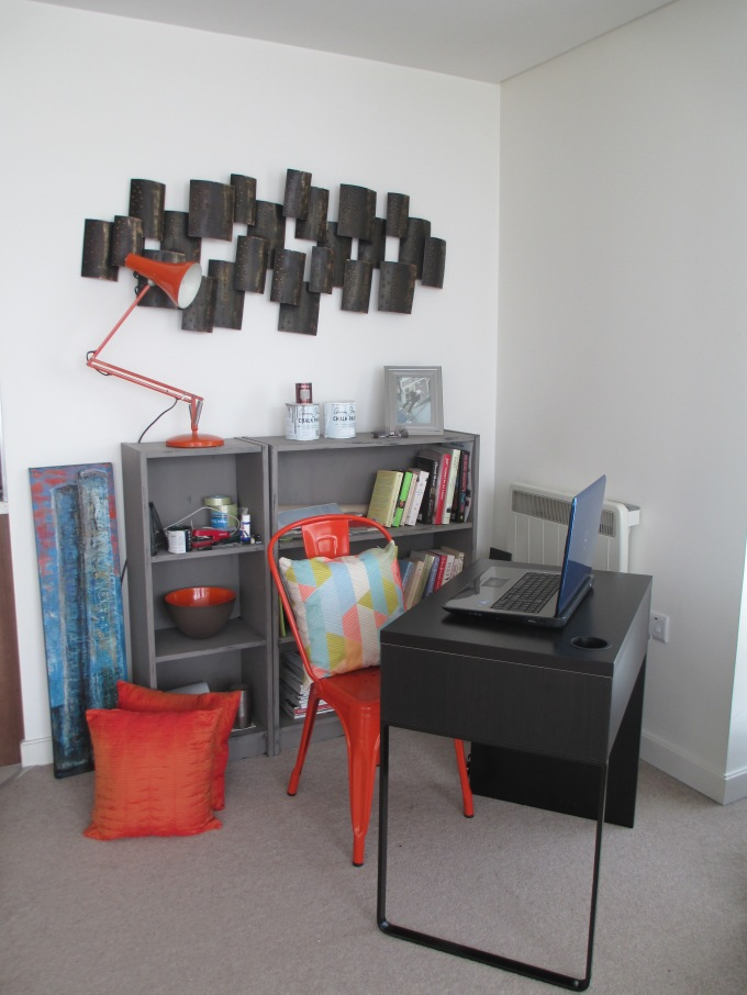 Ikea, Tolix and Anglepoise