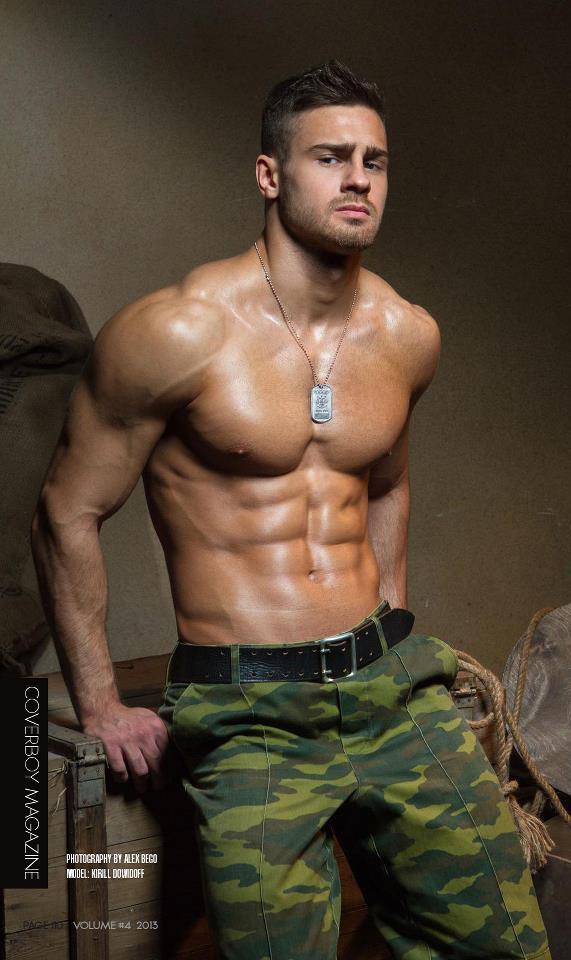 Hot military guys