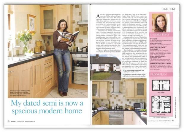 Your Home Article - Anita Brown Design Studio 1