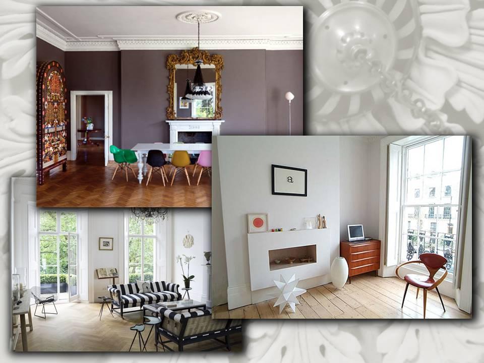 Georgian Anita Brown Design Studio