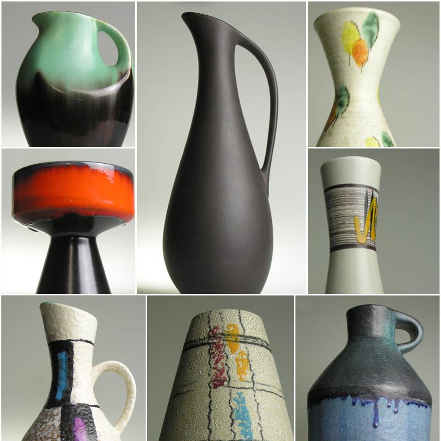 Vintage vases theyre hot hot hot anita brown 3d visualisation west german vases reviewsmspy