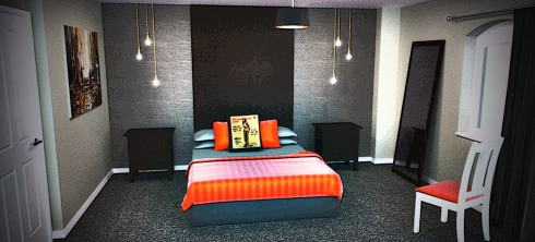 Guest Bedroom Edited 2