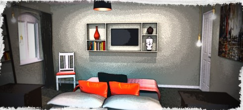 Guest Bedroom Edited 3
