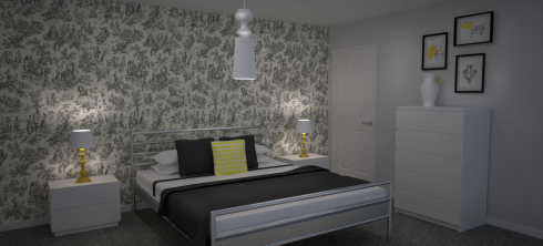 Master Bedroom - Final