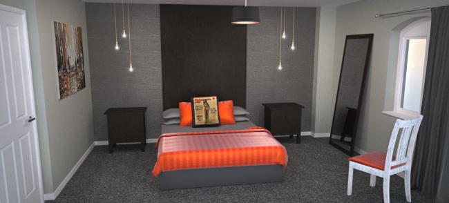 Guest Bedroom 1 310114