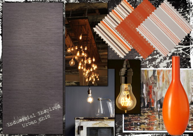 Industrial Inspired Urban Chic