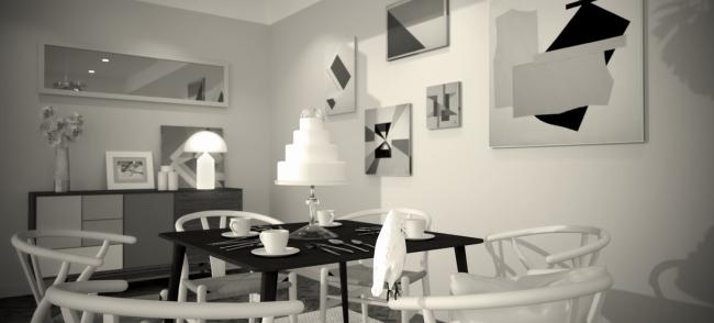 Dining Room - Vintage copy