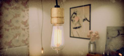 Edison Bulb Vintage Edited
