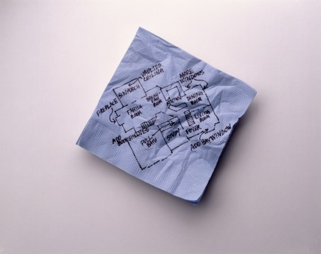 Napkin Floor Plan