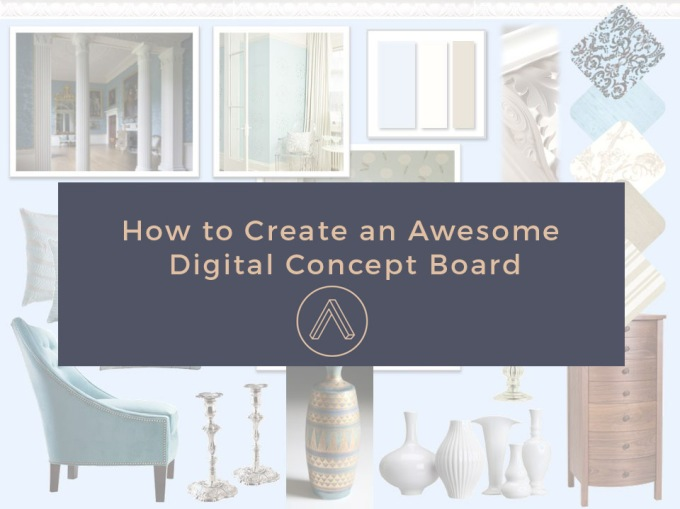 How to Create a Digital Concept Board
