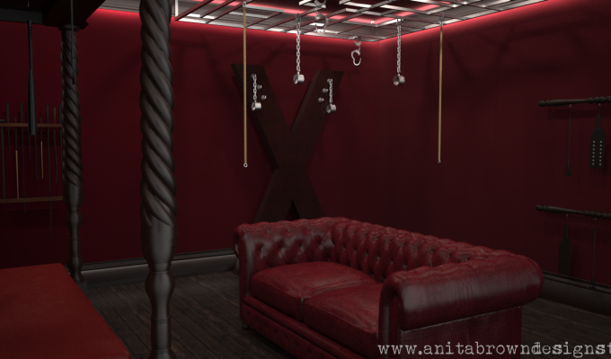 Fifty Shades of Grey – Saucy 3D Visuals