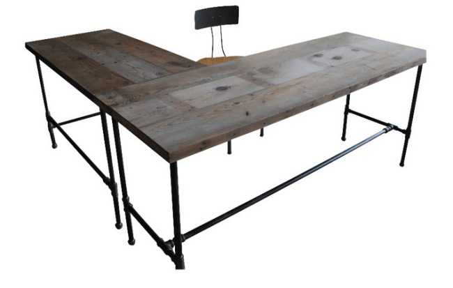 Upcycled Desk Houzz