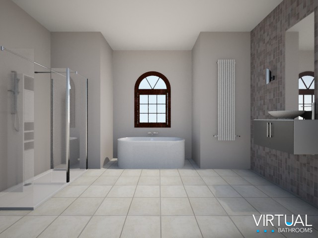 Virtual Bathroom Design Anita Brown Design Studio