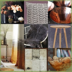 Autumn Interior Accessories
