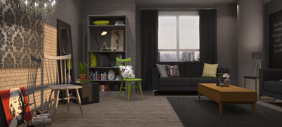 3D Visualisation Homebase Challenge
